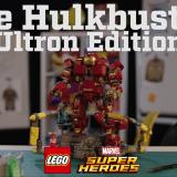 Hulkbuster: Ultron Edition LEGO Designer Video