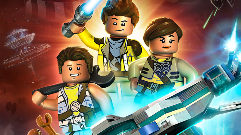 LEGO Star Wars: The Freemaker Adventures All Ready To Go At Disney XD