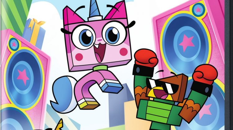 Unikitty! Sparkle Party Season 1 Animated Series Now Available in DVD