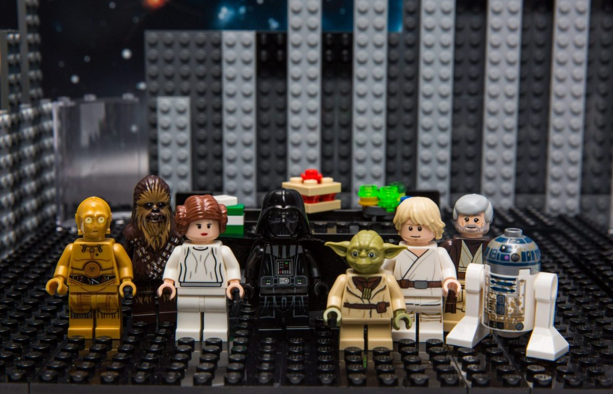 LEGO Star Wars All-Stars Studio Experience in Sydney, Australia Celebrates Father's Day