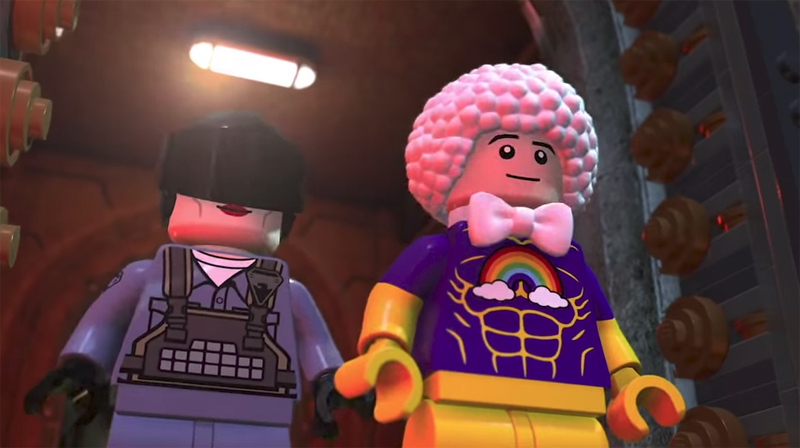 WATCH: LEGO DC Super Villains Extended Gameplay Video