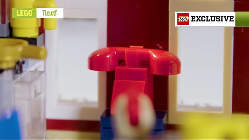 LEGO Creator Expert Winter Village Fire Station (10263) Finally Confirmed