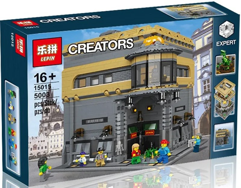 LEGO Wins Its Legal Battle Against Copycat Brand Lepin in China