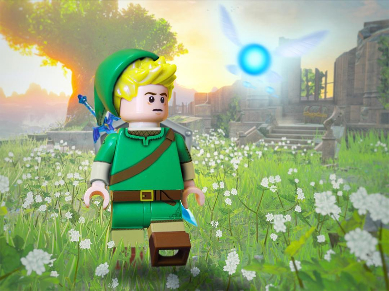 From the Rumor Mill: Will a LEGO Legend of Zelda Video Game Really Happen?