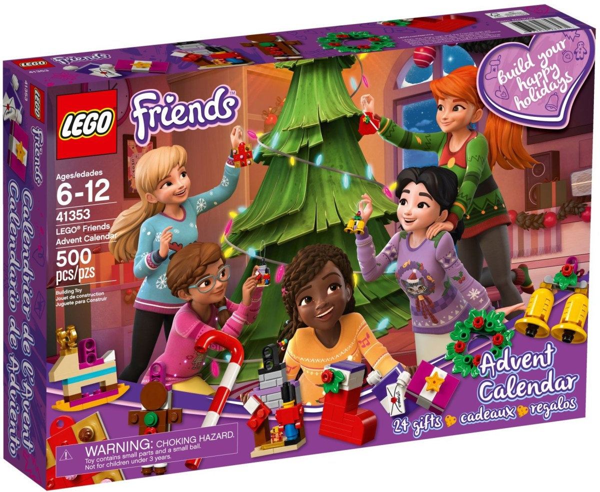 LEGO Friends 2018 Advent Calendar (41353)