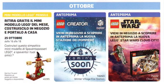 LEGO Creator Expert Winter Village Fire Station (10263)
