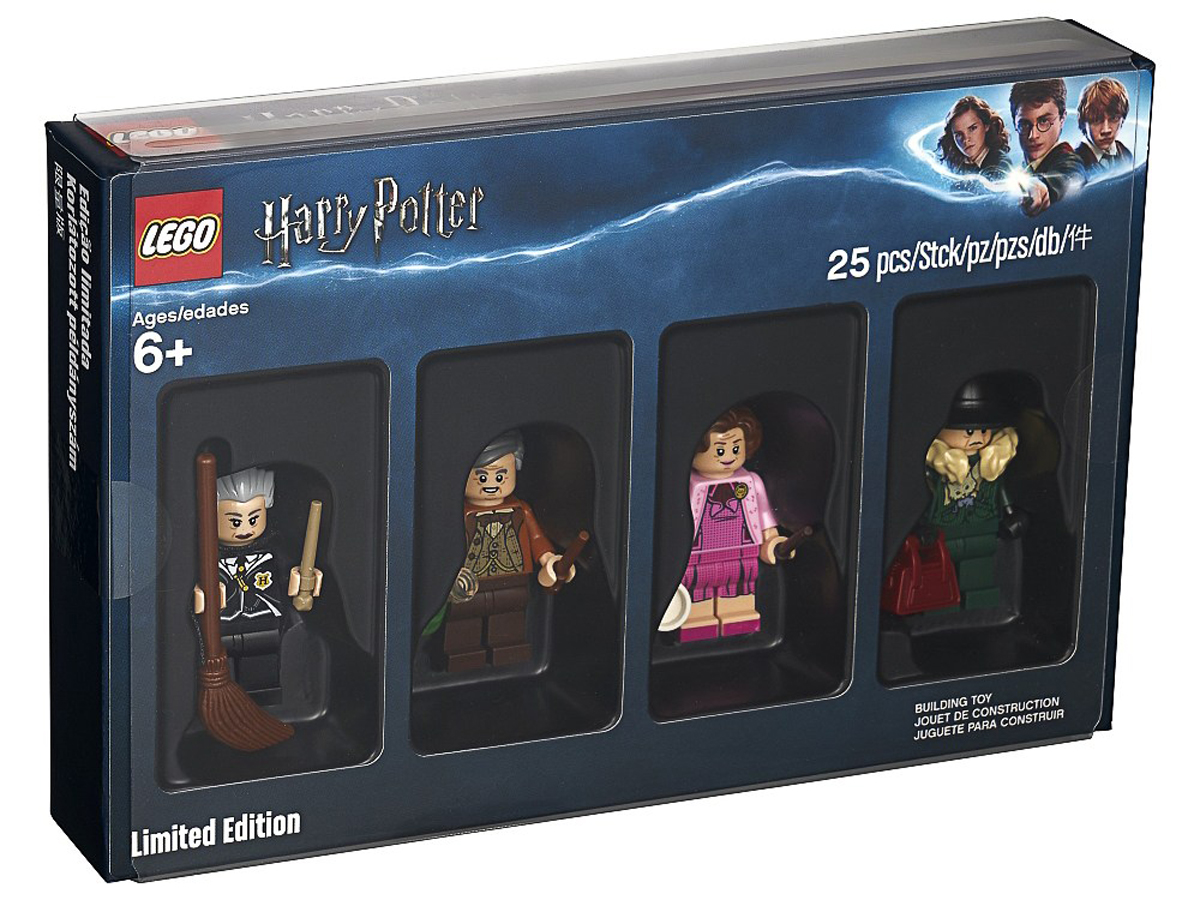 LEGO Bricktober Harry Potter Minifigures (5005254) Already Available in Some Barnes & Noble Stores