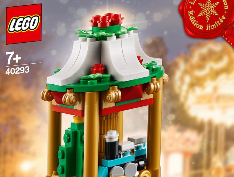 Christmas Carousel (40293)