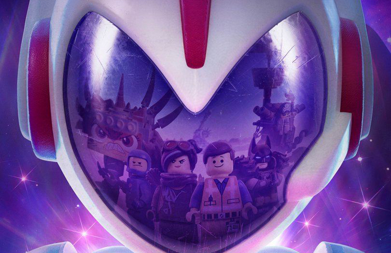 """First Teaser Poster for """"The LEGO Movie 2: The Second Part"""" Revealed"""