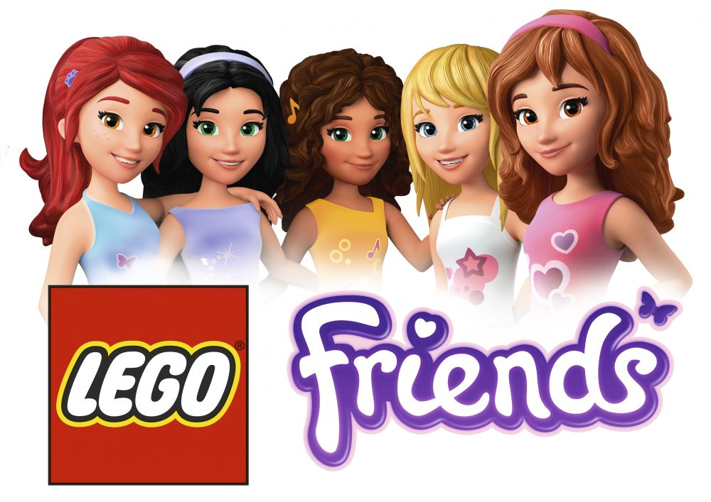 LEGO Friends Heart Box