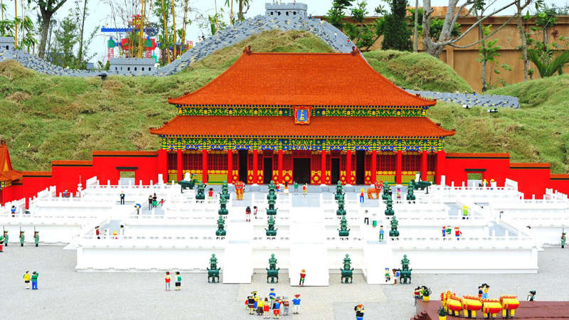 Second LEGOLAND China Theme Park