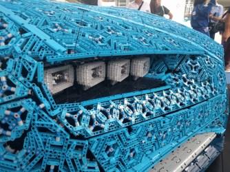 life-sized technic bugatti (8)