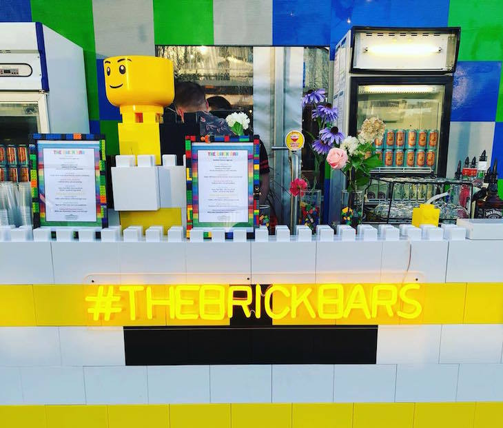 """London LEGO-Themed """"Brick Bar"""" for AFOLs Accepting Bookings for 2019 Pop-Up Opening"""