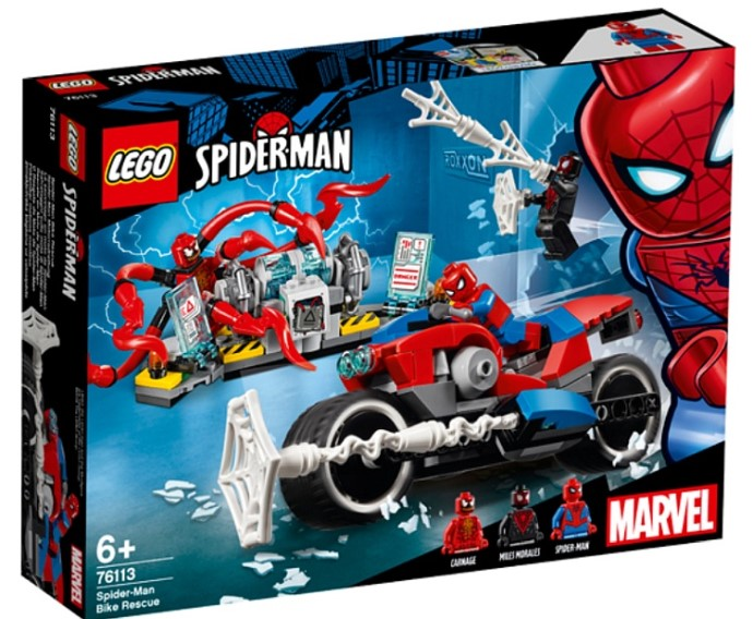 2019 LEGO Spider-Man Sets To Be Released This December