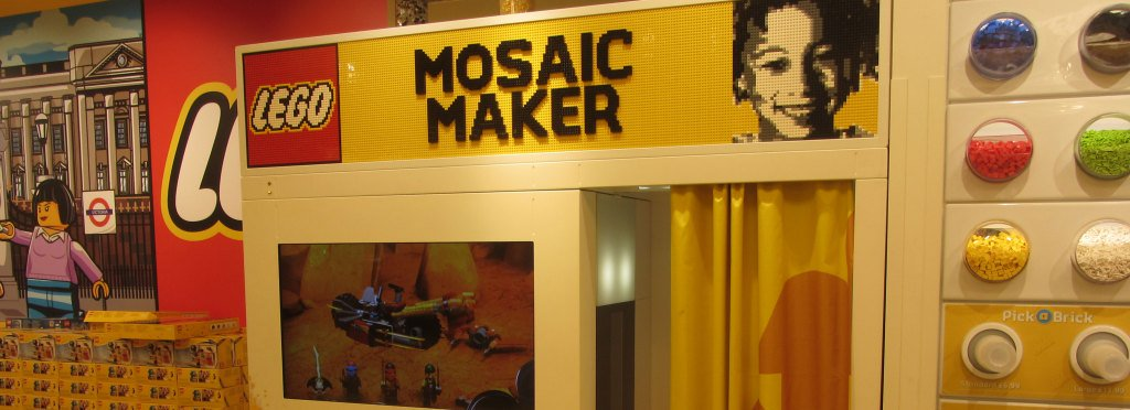 LEGO Mosaic Maker Now Available to LEGO Fans in Japan