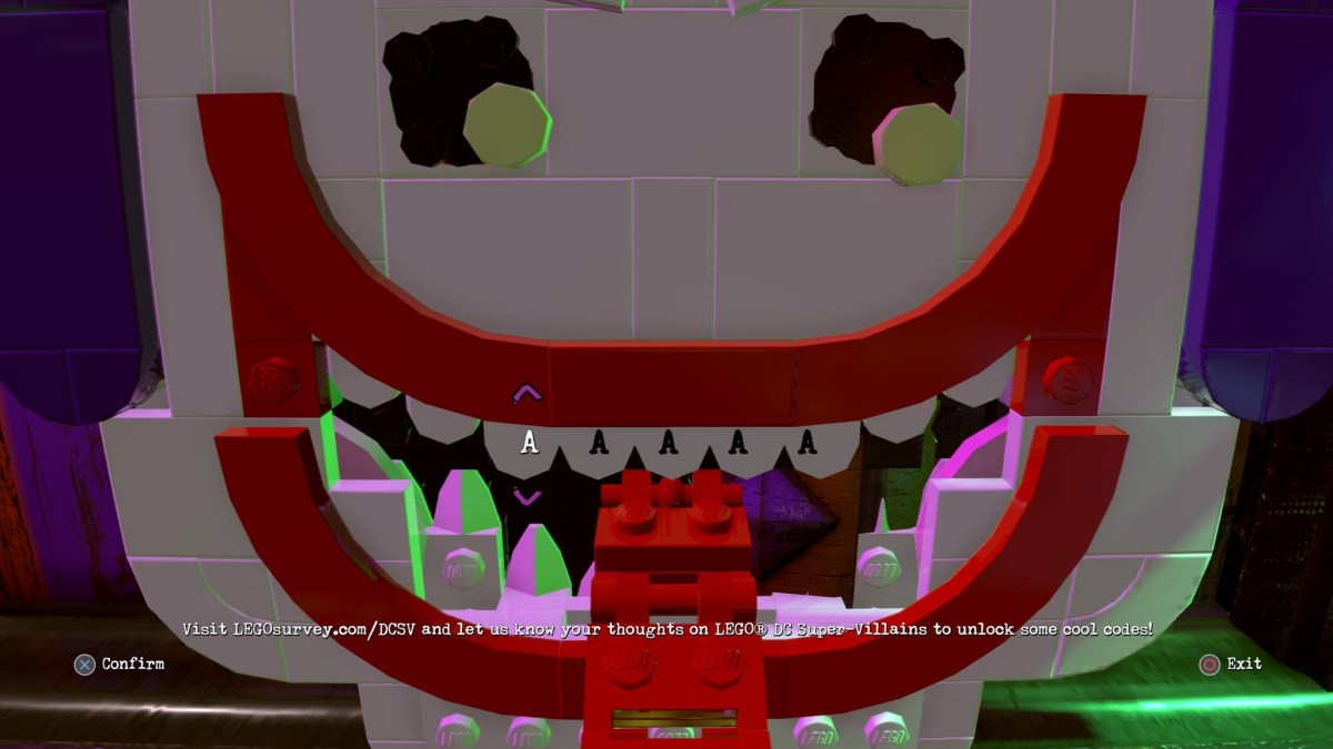 """List of Character Cheat Codes Discovered (So Far) for """"LEGO Disney Super-Villains"""""""