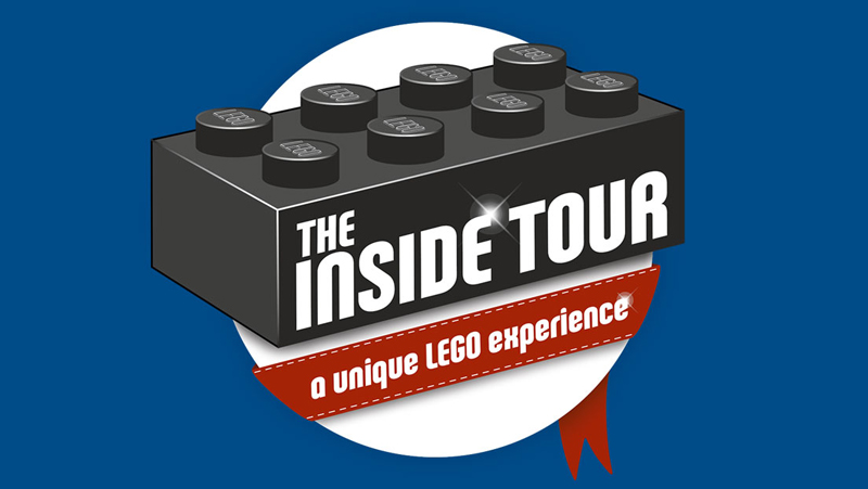 LEGO Inside Tour 2019 Now Open For Registration