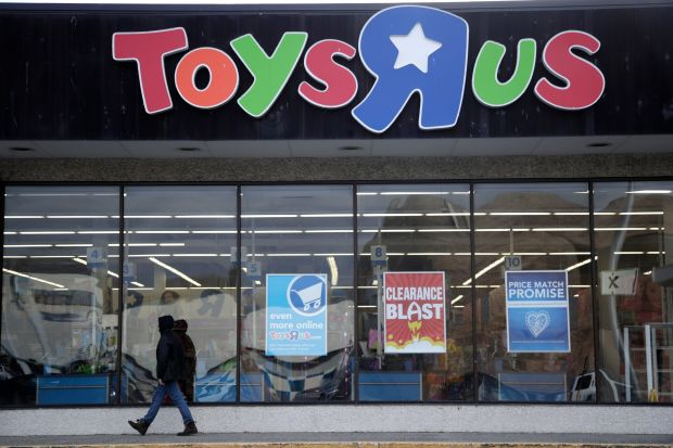Toys R Us, Under Renamed Parent Company Tru Kids, Continues Plans to Return