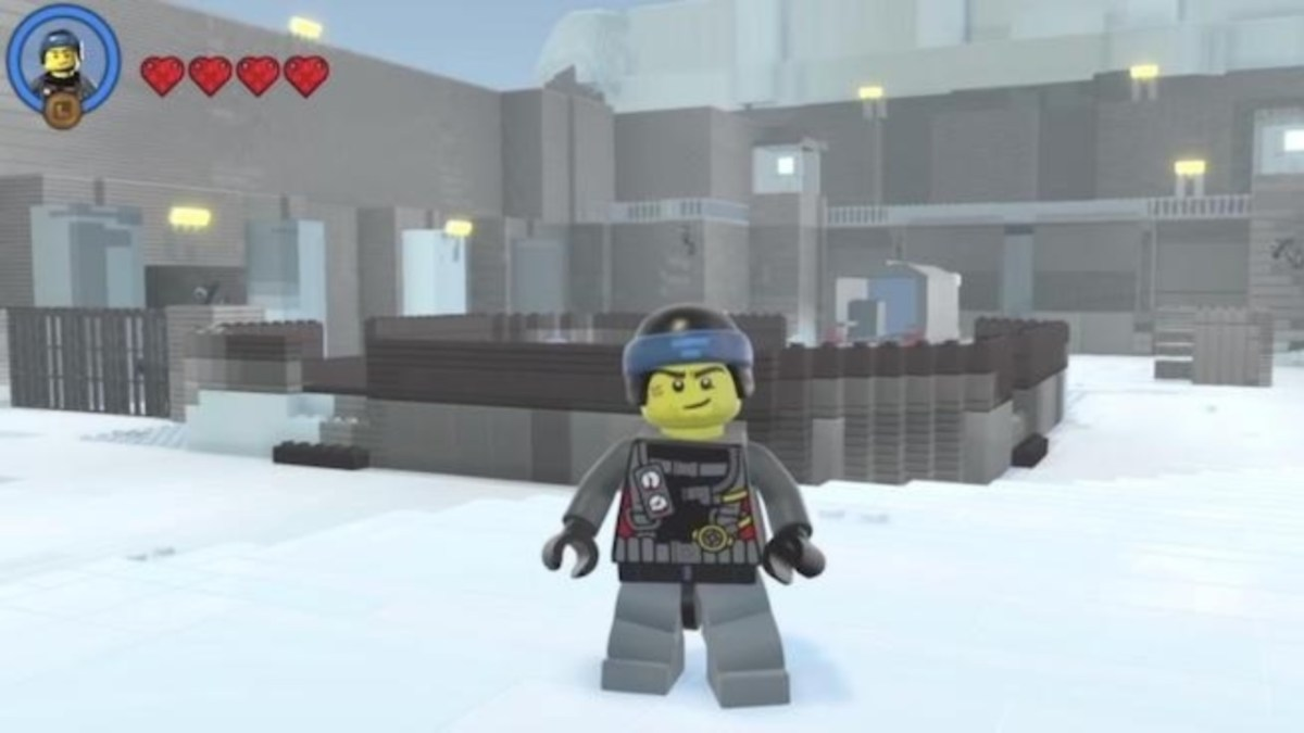 Metal Gear Solid Impressively Recreated in LEGO Worlds