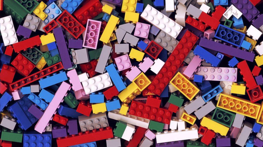 De-Stress By Building With LEGO Bricks