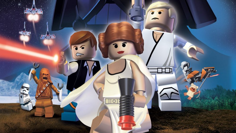 """2006 Xbox/360 Game """"LEGO Star Wars II: The Original Trilogy"""" Now Backwards-Compatible for Xbox One"""