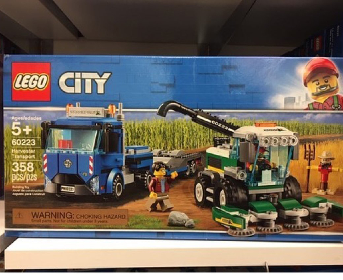 spotted 2019 lego city sets now available in canada. Black Bedroom Furniture Sets. Home Design Ideas