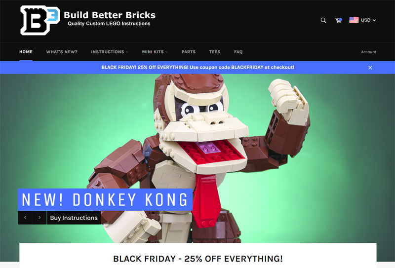 You Can Still Catch Up With Build Better Bricks Black Friday Deals