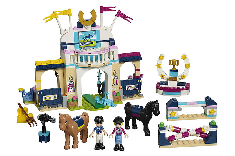 The Heartlake Girls Go to the Countryside With These 2019 LEGO Friends Sets