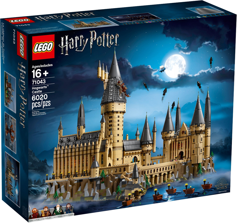 LEGO Harry Potter Hogwarts Castle (71043) Now At Double VIP Points