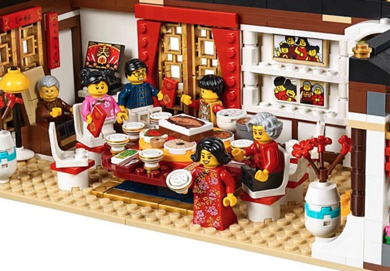 LEGO Regional Sets