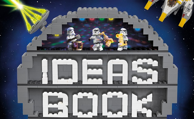 The LEGO Star Wars Ideas Book Offers Plenty of Building Suggestions for Your LEGO Star Wars Sets