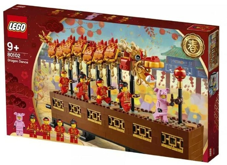 Dragon Dance (80102)