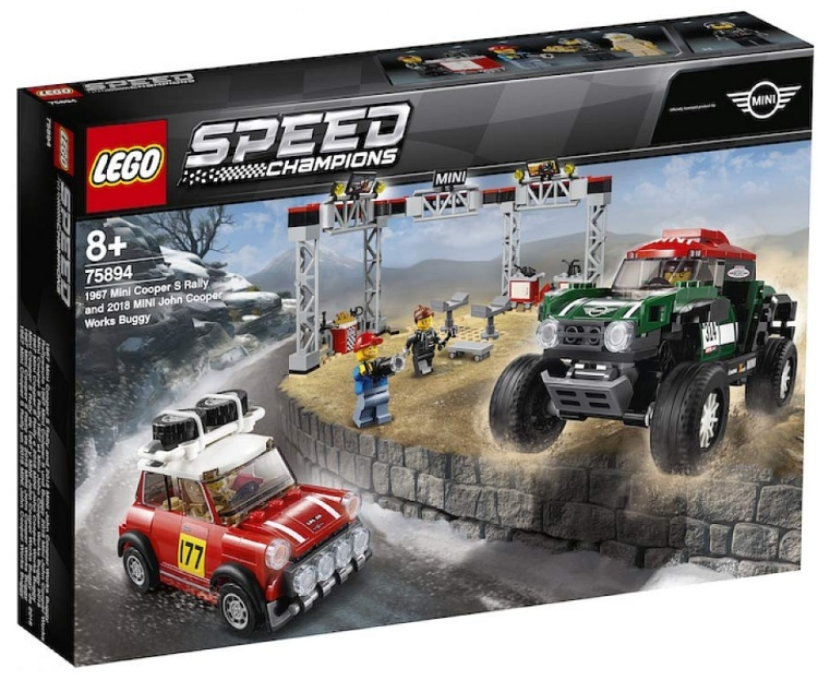 more 2019 lego speed champions official images. Black Bedroom Furniture Sets. Home Design Ideas