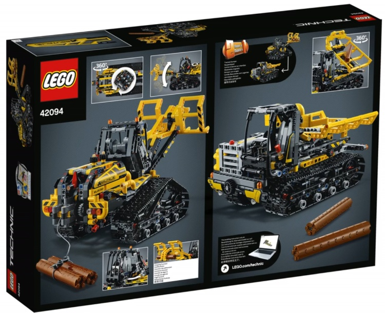 lego technic 2 in 1 sets arriving in 2019. Black Bedroom Furniture Sets. Home Design Ideas