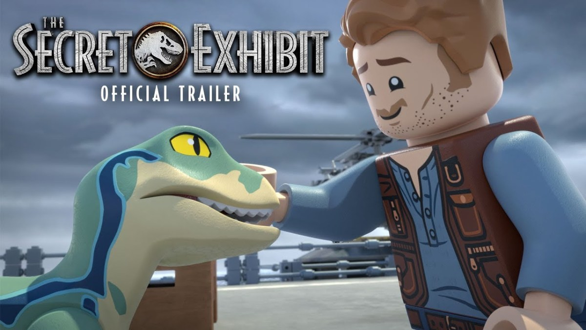 LEGO Jurassic World: The Secret Exhibit Animated Special to Air on NBC