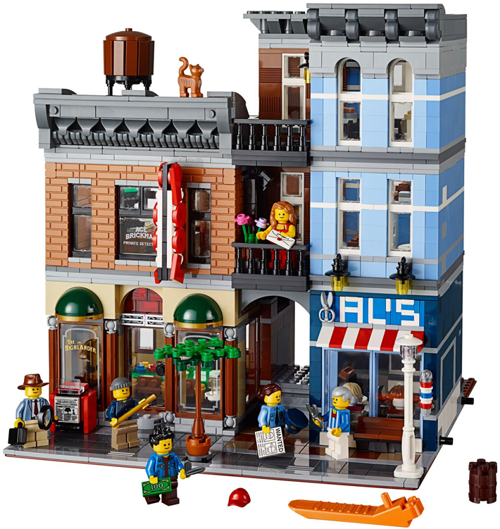 Detective's Office (10246)