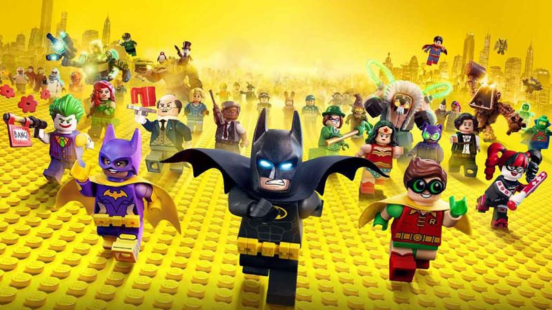LEGO Batman Movie 2