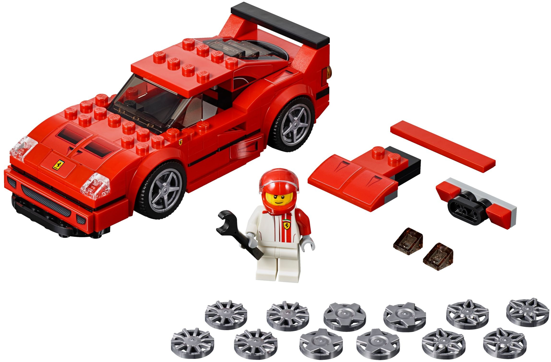 2019 lego speed champions official images and product. Black Bedroom Furniture Sets. Home Design Ideas