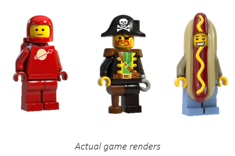 LEGO Teams with Gameloft to Develop New Mobile Game App Featuring 40 Years of Minifigures