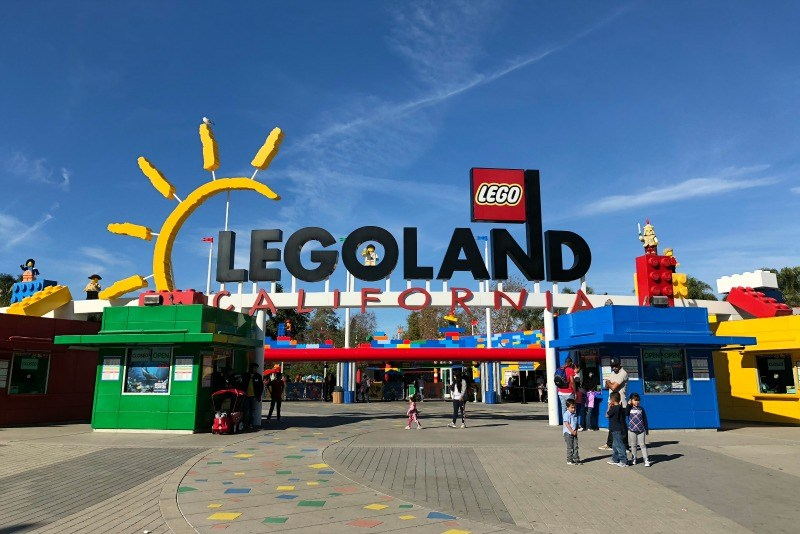 Kids Get Free Entrance at LEGOLAND California Resort in Celeberation of its 20th Anniversary