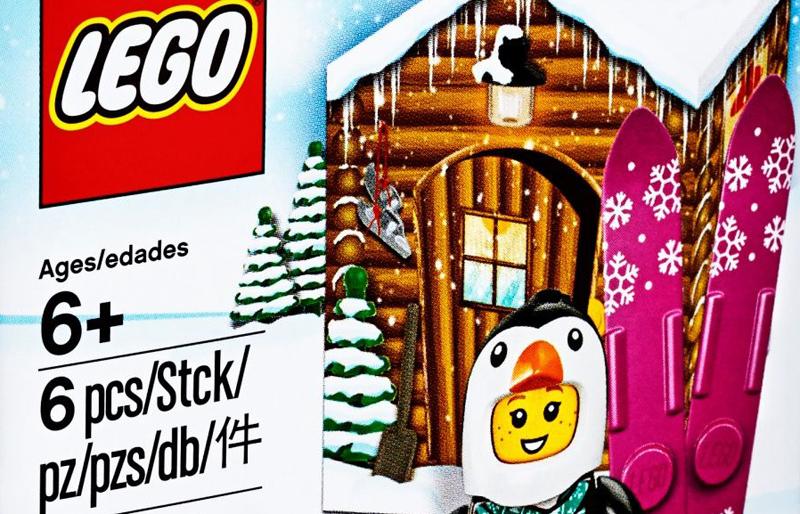 LEGO Seasonal Penguin Girl Winter Hut (5005251) Minifigure Images Uploaded Via LEGO's Servers