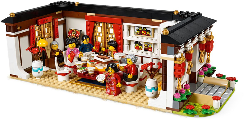 Asia-Exclusive LEGO Chinese New Year Sets To Be Released First in Malaysia