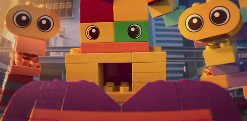 The LEGO Movie 2 International Trailer Shows Us Emmet's 'Piece' Offering