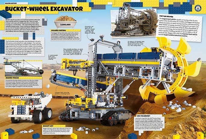 Bucket Wheel Excavator (42055)