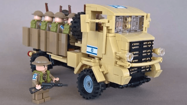 """Display at Madrid LEGO Exhibit Criticized by Israeli Diplomat in Spain as """"Anti-Semitic"""""""