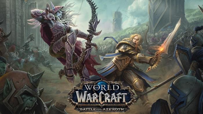 LEGO World of Warcraft