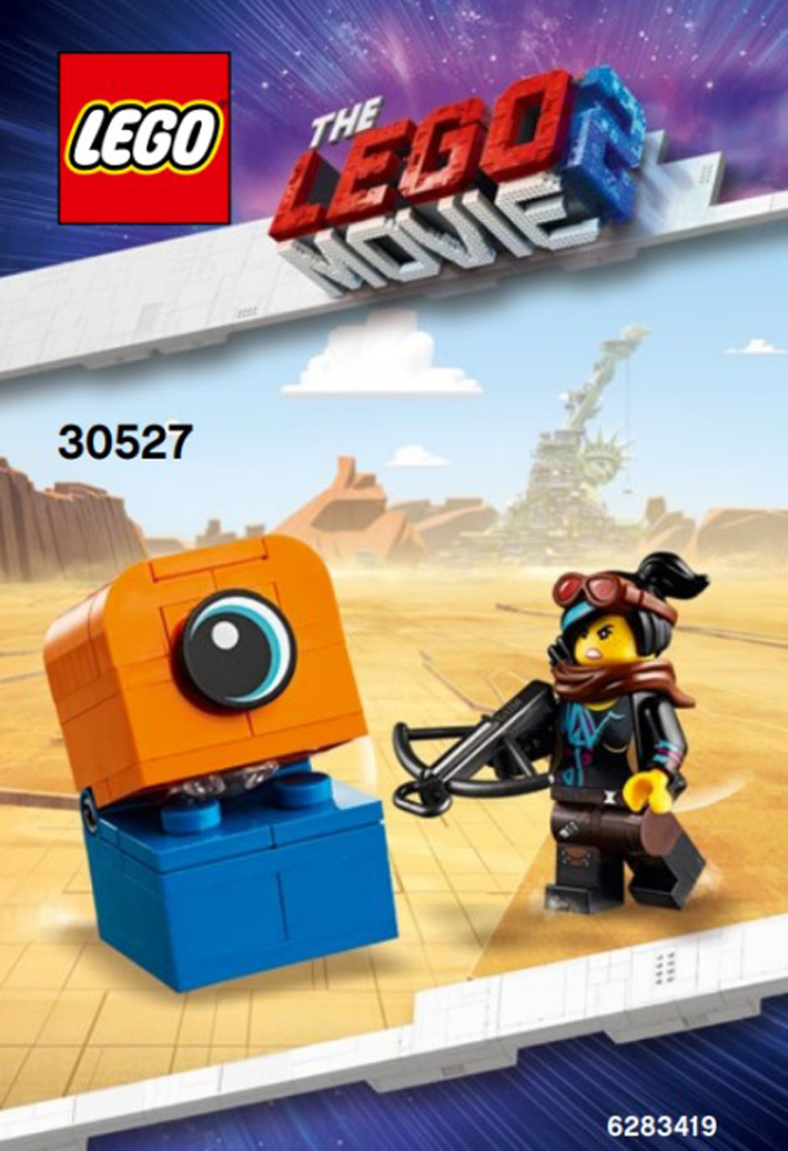 Download the Building Instructions for All The LEGO Movie 2