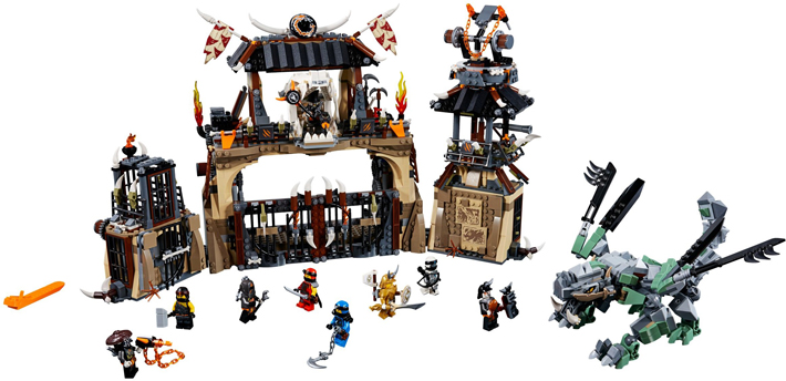 Lego Ninjago 2019 Summer Sets Named At The Nuremberg Toy Fair