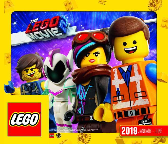 The 2019 LEGO Catalog International Version Now Available Online