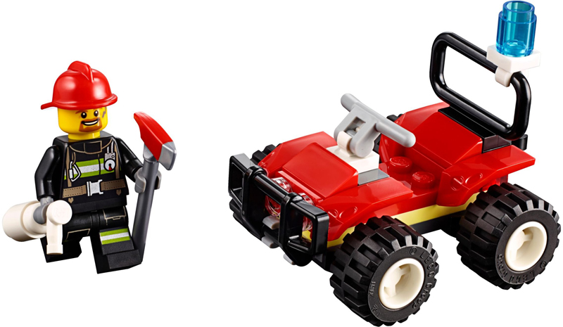 Here's A Compendium of 2019 LEGO Polybags To Watch Out For